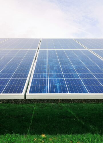 Anomaly detection for solar power plants